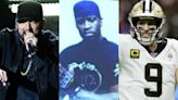 Eminem Slays Anti-Maskers, 'Dirty' Cops in New Single With Kid Cudi – Plus: 'F— Drew Brees' (Video)