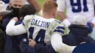 McCarthy: 'Not the response you would expect,' after Cowboys don't defend Dalton neither d