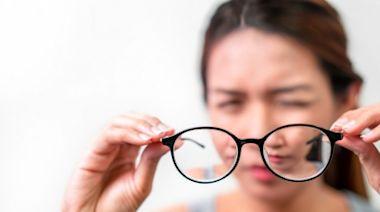 近視1年平均超過「這度數」 小心罹患眼疾風險飆