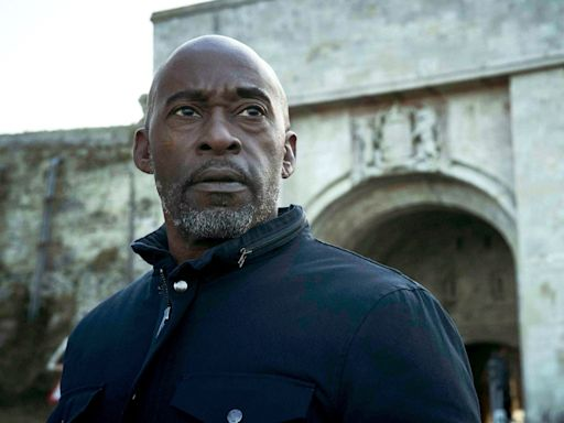 Patrick Robinson interview: 'I'm glad they didn't ask Idris Elba to play this part'