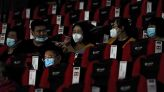 It's a smash hit! Chinese return big-time to movie theaters