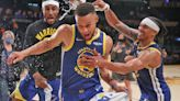 NBA opening night: Stephen Curry posts 'trash' triple-double; Russell Westbrook flops in Lakers debut