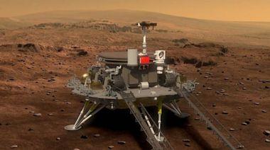 中國計畫2023年載人探測火星 建永久定居點   蘋果新聞網   蘋果日報
