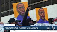 Local events set to mark one year since George Floyd death