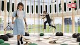小孩玩得越開心,空氣就越乾淨!這座遊樂場如何在空汙城市辦到