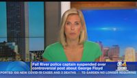 Fall River Police Captain Suspended For Mistakenly Posting About George Floyd Verdict On Department Account