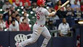 Cardinals extend streak, benches clear but Rays clinch playoff berth