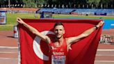 My goal is a medal at the World and Olympic Championships says young athlete from Van