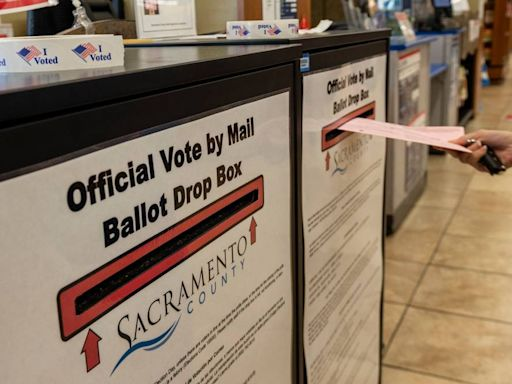 Is it too late for Sacramento voters to mail in their ballot? No, but be aware of this