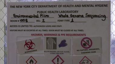 Inside NYC's effort to map coronavirus genomes