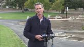 Gov. Newsom speaks in San Luis Obispo, touts improving local and state COVID-19 numbers   NewsChannel 3-12