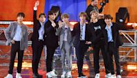 BTS Transforms Into The Beatles For 'Late Show' Debut & Fans Go Wild — Watch