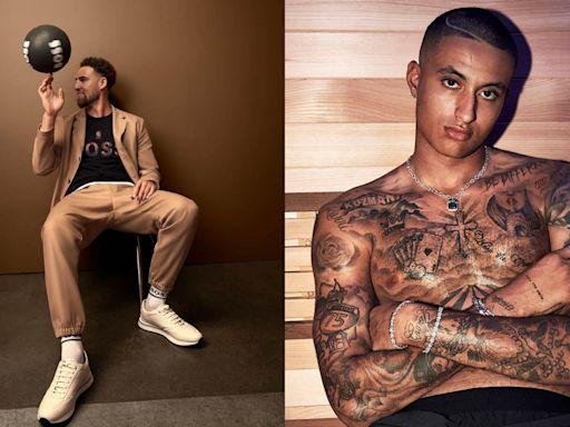 時尚 這些NBA球星不只會交名模女友 還是精品認定的時尚潛力股   蘋果新聞網   蘋果日報