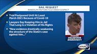 Randolph motorcycle crash suspect requests bail
