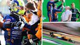 Lando Norris fires warning to Ferrari because of Daniel Ricciardo