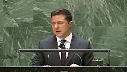 Ukraine leader Zelenskiy addresses attack on top aide