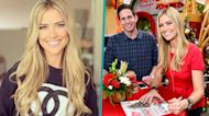 Christina Anstead Reflects On Filming 'Flip or Flop' With EX- Husband Tarek El Moussa