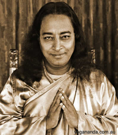 Prayer at Dawn by Paramahansa Yogananda
