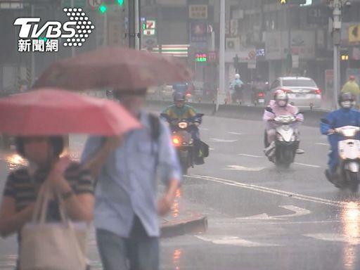 大雷雨午後襲12縣市!入秋首波東北風「這天」報到