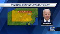 President Joe Biden to visit Pa.