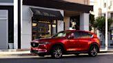 Edmunds compares 2021 Mazda CX-5 and Nissan Rogue SUVs