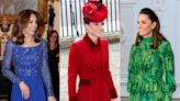 Kate Middleton's best outfits of 2020