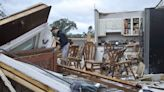 At least five injured and several homes damaged in Illinois tornado