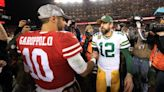 Jimmy Garoppolo might talk to Aaron Rodgers about how to handle uncertain future - ProFootballTalk