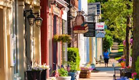 The most beautiful main street in every state