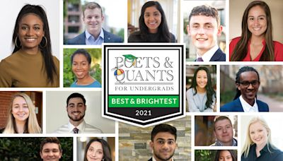 100 Best & Brightest Business Majors Of 2021