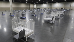 Report: Births decline in pandemic may have turned corner