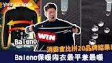 消委會保暖內衣 Baleno、Uniqlo Heattech愈洗愈保暖!消委會報告比拼20款品牌