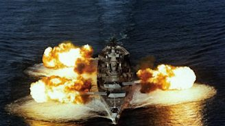 North Korea Tried to Fight the U.S. Navy (And Got Smoked)