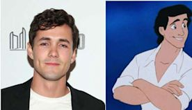 Jonah Hauer-King to Play Prince Eric in Disney's 'The Little Mermaid' Remake