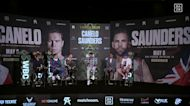 Press Conference: Canelo vs. Saunders