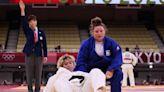 Saudi, Israeli judokas face off in Tokyo, shake hands amid boycott pressure