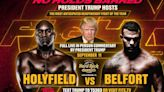 Evander Holyfield vs. Vitor Belfort: Start time, how to watch or stream online, Trump commentary