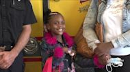 A Life Saving Reunion: 6-year-old meets EMS workers who saved her life after shooting