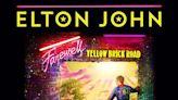 Elton John postpones 2021 'Farewell' tour dates to 2023 due to hip injury