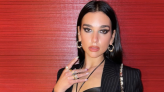 Dua Lipa Abs Look So Toned, They're Scary In A New Vampire-Themed Instagram Post