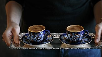 See 10 Unique Coffee Rituals From Around The World
