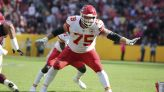 Chiefs RT Mike Remmers on role as most veteran player on offensive line