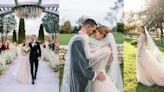 Bill Gates 女兒 Jennifer Gates 出嫁!從 Vera Wang 訂製婚紗到馬場佈置細看這場豪門婚禮 – Vogue Hong Kong