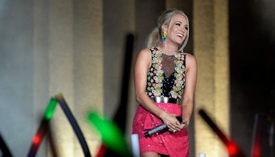 CMT Music Awards 2021: Chris Stapleton, Carrie Underwood to perform; Maren Morris, Gabby Barrett drop out