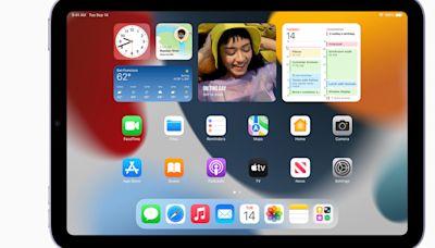 蘋果釋出 iPadOS 15 更新 透過「多工處理」和「鍵盤快速鍵」來完成更多任務