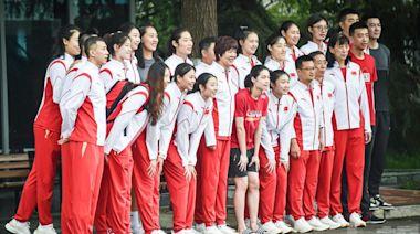 王者之師奔赴奧運賽場 中國女排吹響東京出征「集結號」