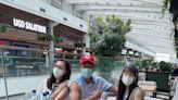 哇!70歲郭台銘超壯 在國外打疫苗順便曬肌肉