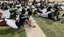 4 shot at Alabama high school football game