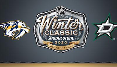 2020 Winter Classic: Start time, TV channel, live stream (Watch Preds-Stars)
