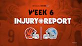 Joe Mixon a full go vs. Lions after final Week 6 injury report
